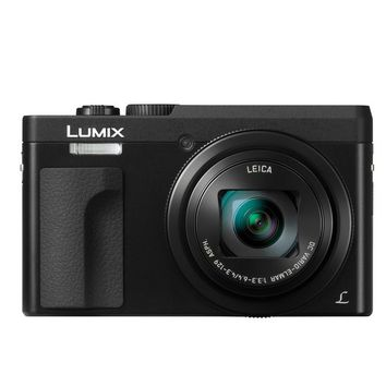 NEW! LUMIX 20.3 Megapixel, 4K Digital Camera, Touch Enabled 3-inch 180 Degree Flip-front Display, 30X LEICA DC VARIO-ELMAR Lens - Black