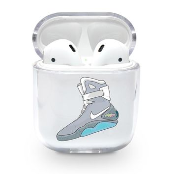 Large Air Mag Shoe Emoji Airpods Case