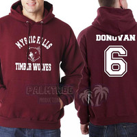 Matt Donovan 6 Mystic Falls The Vampire Diaries Unisex Hoodie S to 3XL
