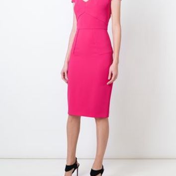 Roland Mouret 'Casson' Dress - Farfetch