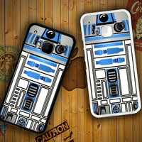 STAR WARS R2D2LENS CAMERA V1714 HTC One S X M7 M8 M9, Samsung Galaxy Note 2 3 4 S3 S4 S5 (Mini) S6 S6 Edge