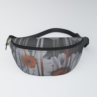 A little pretty, A little Messed up Fanny Pack by duckyb