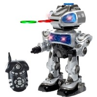 Robokid Programmable Disc Shooting Electric RC Robot by PowerTRC