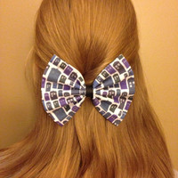 Dr. Who TARDIS Bow