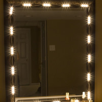 Make up mirror Warm White LED light package premium series
