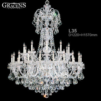 Price Glass Chandelier Light Fixture Fixture Butterfly Authentic Crystal For Home Hotel Restaurant Decoration