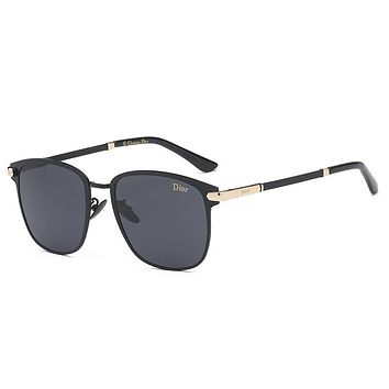 Dior Women Casual Sun Shades Eyeglasses Glasses Sunglasses
