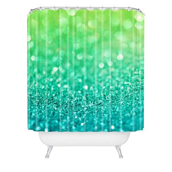 Lisa Argyropoulos Sea Breeze Shower Curtain