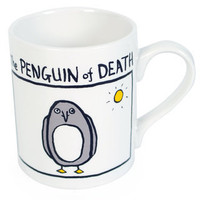 The Penguin of Death Mug at Firebox.com