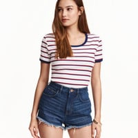 H&M Jersey Top $12.99