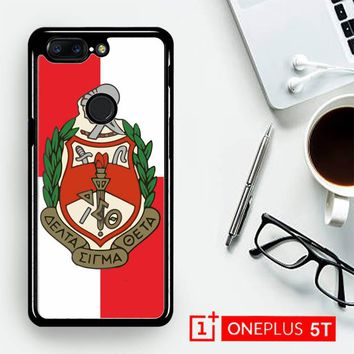 New Delta Sigma Theta C0354  OnePLus 5T / One Plus 5T Case