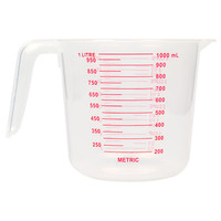 Bulk Large 4-Cup Capacity Clear Plastic Measuring Cups at DollarTree.com