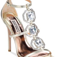 Badgley Mischka Harvey Evening Sandals