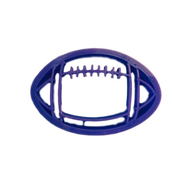 Football Cookie Cutter