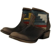 Freebird By Steven Ladies Caballero Ankle Boot