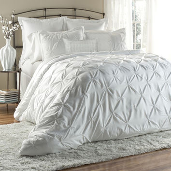 Lush Decor Lux 6 Piece Comforter Set