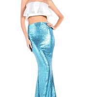 Patria Two Piece Maxi Outfit