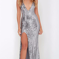 Katia Sequin Maxi Dress