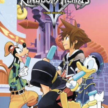 Kingdom Hearts II: The Novel, Vol. 1 (light novel)