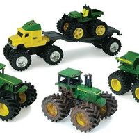"Ertl John Deere 5"" Monster Treads Value Pack"