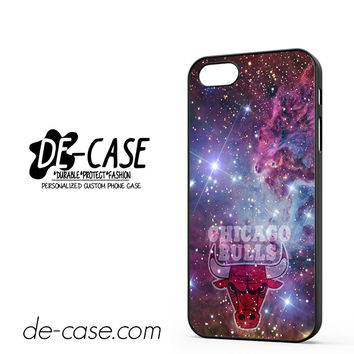 Chicago Bulls Galaxy DEAL-2561 Apple Phonecase Cover For Iphone 5 / Iphone 5S