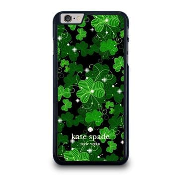 KATE SPADE GREEN LEAFS iPhone 6 / 6S Plus Case