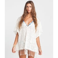 Billabong Women's Light Shines Through Beach Dress Cool Wip