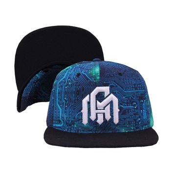 Cyber Space Snapback