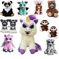 Feisty Pets Plush Stuffed Animals