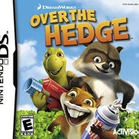 Over the Hedge DS Game