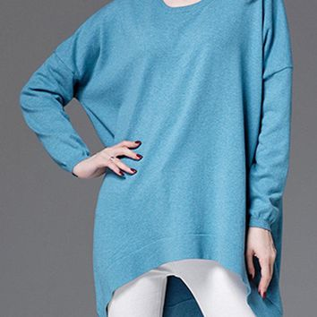 Fashion Batwing Sleeve Long Sleeves Sweaters For Women