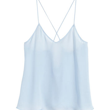 H&M V-neck Camisole Top $34.95