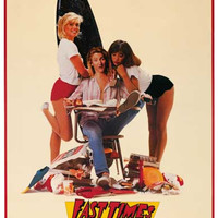 Fast Times at Ridgemont High Movie Poster 11x17