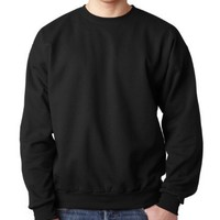 Hanes P160 Adult 7.8 Oz Sweatshirt - Deep Forest - Small
