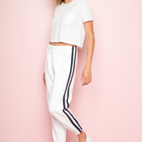Zari Sweatpants - Bottoms - Clothing