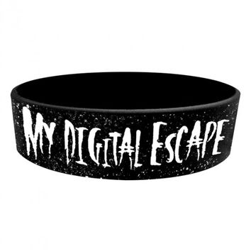 My Digital Escape Wristband (Black)