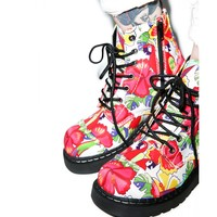 TROPICAL PARROT 7 EYE BOOTS