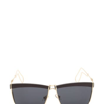Flat Out Cool Resin 'N Wire Sunglasses