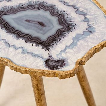 Aggy Side Table   Urban Outfitters