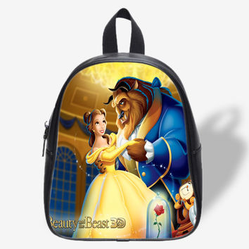 Beauty and Beast for School Bag, School Bag Kids, Backpack