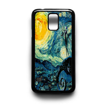 Starry Nightmare Before Christmas Samsung S5 S4 S3 Case By xavanza