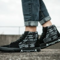 VANS Mastermind Japan x Vans SK8 Hi MMJ KB12 Sneaker Casual Shoes