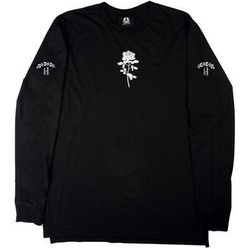 BLACK ROMEO LONG SLEEVE