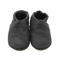 Sayoyo Brand 2015 New Baby Moccasins Genuine Leather Grey Baby Boy Shoes Soft Newborn Infant Toddler First Walkers Free Shipping