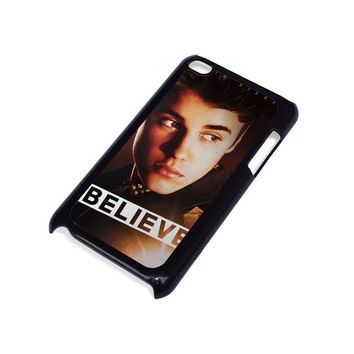 JUSTIN BIEBER iPod Touch 4 Case