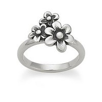 Flower Stackable Ring | James Avery