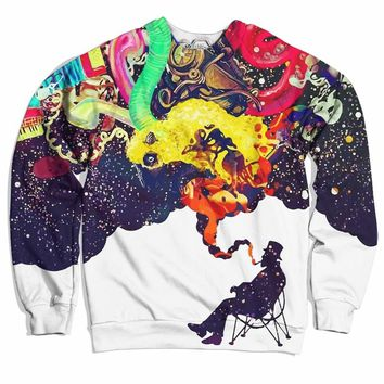 Jazzy Pipe Dream Sweater