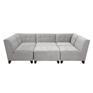 Vendome Modular Sectional | Sectionals | Living Room | Furniture | Z Gallerie