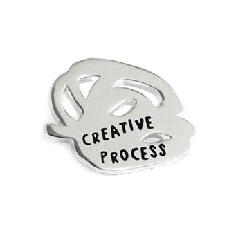 Creative Process Pin