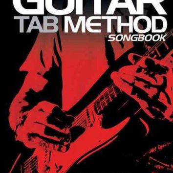 DCCKB62 Hal Leonard Guitar Tab Method Songbook